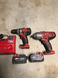 M18 impact wrench and drill  New Bedford, 02745