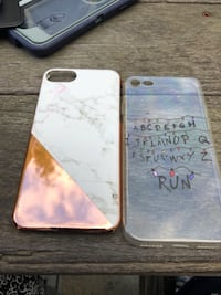 two white and black iPhone cases Goose Creek, 29445