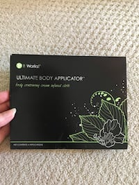 It Works! Body wrap applicator Rockville, 20852