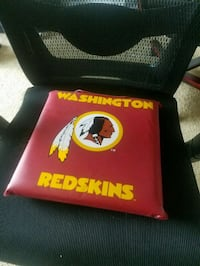 OFFICIAL Washington Redskins Seat Cushion  Fairfax, 22032