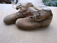 $20 WORK BOOTS Men's 11 LEATHER