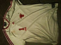 Bull's d rose shirt Adidas St. Catharines, L2T 2T6