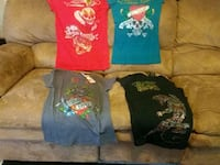 Hardly T -shirt brand new $7 each or $ 25 for all  Albuquerque, 87121