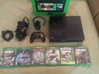 Xbox One with Games Gilbert, 85233