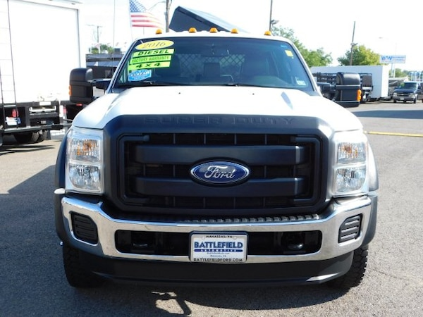 Ford Super Duty F-550 DRW 2016 1