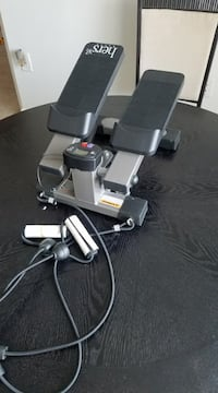 Mini Stepper with Bands | Hers MS-68 (exercise machine)