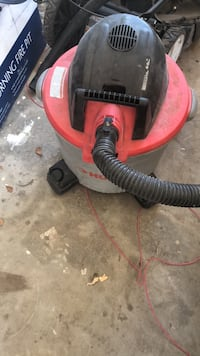 red and black Shop-Vac vacuum cleaner Frederick, 21702