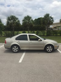 VW Jetta 2004 Only 88,000 Miles Fort Myers