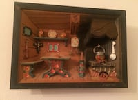 """Beautiful handmade wooden art 7 1/2 by 5 1/2"""" Vancouver, V6H 1S7"""