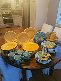 Mixed dish set Centennial, 80016