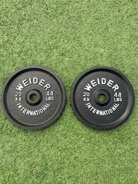 Weider Olympic weights Santee, 92071