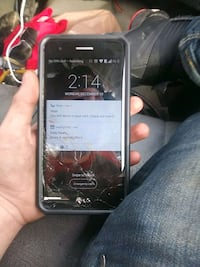 black Samsung Galaxy Android smartphone 43 km