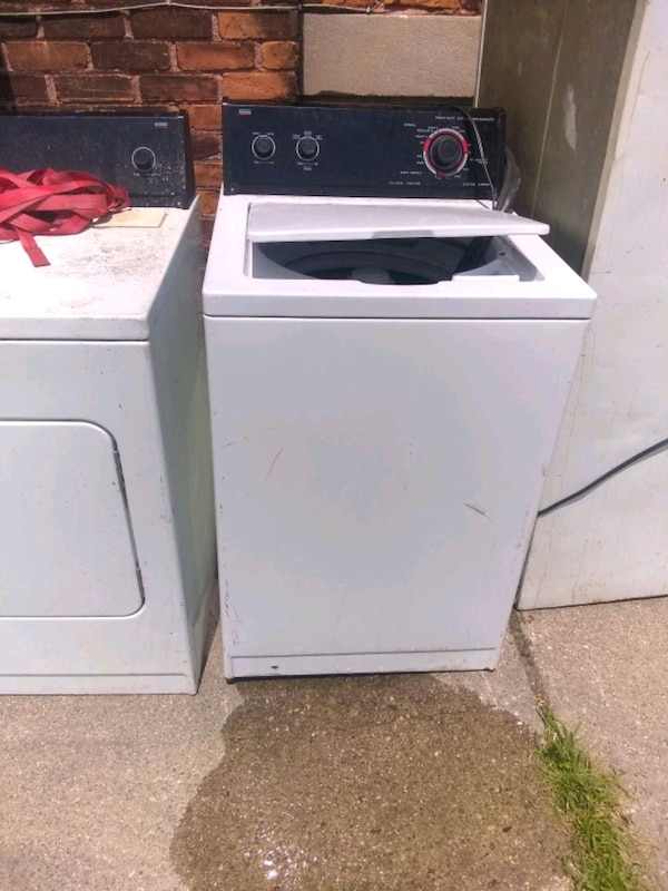 Washer machine works fabulous pickup only