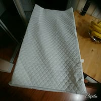 white and gray quilted mattress Toronto, M9W 7J5
