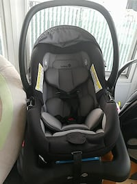 baby's black and gray car seat carrier Paterson, 07502