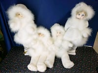 Lot of 4 Vintage Snow Baby Dolls, Electrical, North Charleston, 29405