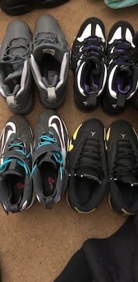 four pairs of assorted shoes Rocky Mount, 27801