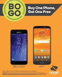 SWITCH TO BOOST MOBILE ONLY!!! SWITCH PROMO!!! Huntsville