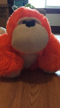 red and white dog plush toy Strathroy-Caradoc, N0L 1W0