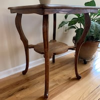 Rare Tiger Oak Table Gainesville, 20155