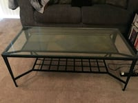 rectangular glass top coffee table Greenville, 29615