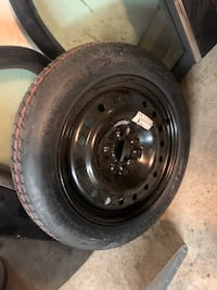 Spare tire 2005 Chrysler