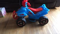 toddler's blue and red ride on toy Richmond Hill, L4B 3B8
