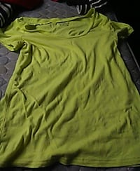 green scoop-neck shirt Bangor, 04401