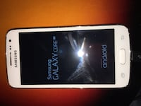 White samsung galaxy android smartphone Laval, H7N