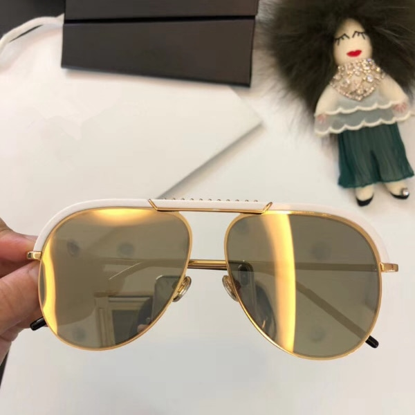 JULUFIO BIG FRAME AVANT BOUTIQUE SUNGLASSES 6
