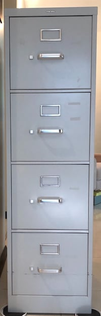 4 Drawer Steel File Cabinet Springfield, 22151