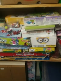 assorted toy box lot South Windsor, 06074