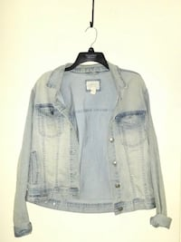 Light blue denim jacket Alexandria, 22307