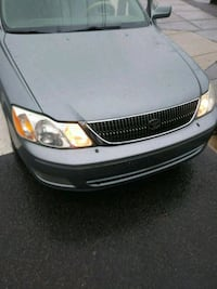 Toyota - Avalon - 2001no issues 52 km