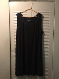 Nice Ladies elegant 2 piece blue dress size 2x Kissimmee, 34741