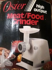 meat grinder North Brunswick Township