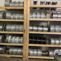 BEST SELECTION OF USED TIRES AND RIMS KEELE AND LAWRENCE! Toronto, M6M 2Y4