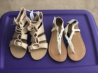 Summer shoes for toddler girls - size 11 Mississauga, L5W 1Z4