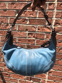 Coach purse leather stylish... yes Bowie, 20721