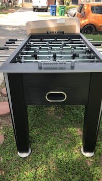 Foosball table in excellent condition