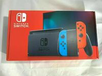 Nintendo Switch red and blue joycon Annandale, 22003