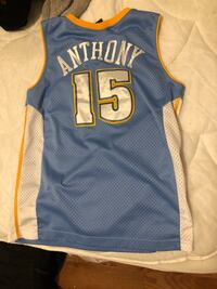 Youth Carmelo Anthony Denver Nuggets jersey Falls Church, 22042
