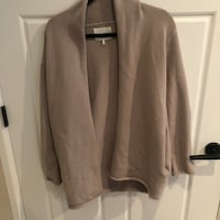 oak and fort women's winter cardigan 列治文, V6X