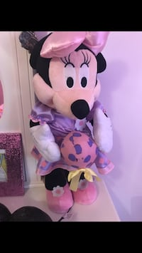 Large Minnie Mouse plush doll New York, 10003