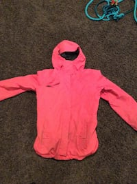 Pink ladies small roxy coat