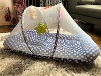 Carryon/portable baby bed Airdrie, T4B 0P5