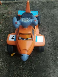 Disney pixar Planes Dusty ride on power wheels  249 mi