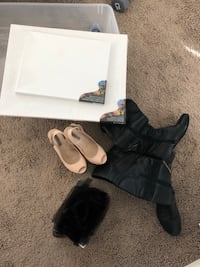 Women's shoes/Painting Canvases  Calgary, T2Z 5B4