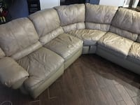 Leather Sectional New Orleans, 70131