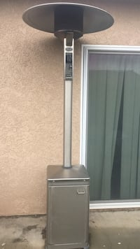 Stainless steel gas patio heater Templeton, 93465